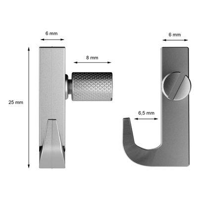 Bilderschienen Set 8 m in Weiß - Select - Bilderschiene inklusive Zubehör – Bild 5